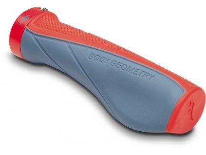 Specialized BG Contour XC Locking Grip storm grey/rocket red 2020