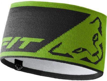 Čelenka Dynafit Leopard Logo Headband asphalt 18/19
