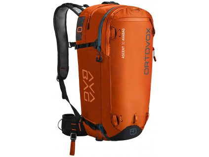Ortovox Ascent 30 Avabag Kit crazy orange 18/19