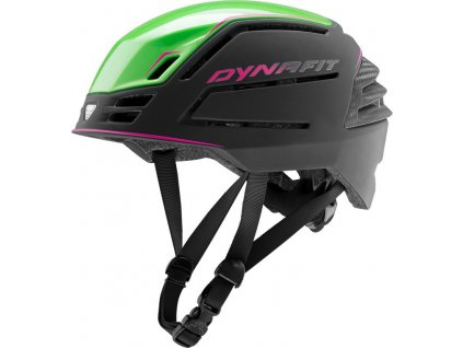 Přilba Dynafit DNA Helmet black/green 18/19