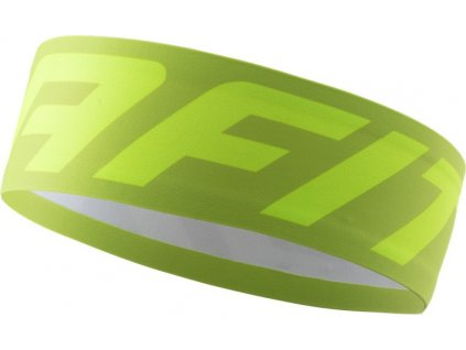 Čelenka Dynafit Performance Dry Slim Headband fluo yellow 2020