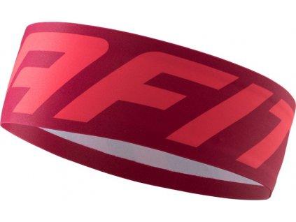 Čelenka Dynafit Performance Dry Slim Headband fluo pink 2020