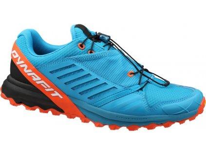 Běžecké boty Dynafit Alpine Pro methyl blue/orange 2019