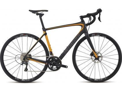 Specialized Roubaix Comp satin carbon/gallardo orange 2017
