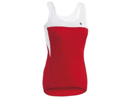 Dres Specialized RBX Sport Tank WMN red/white 2014