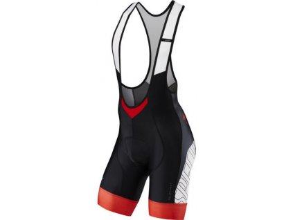 Kalhoty Specialized SL Expert Bib Short Team black/wht 2014