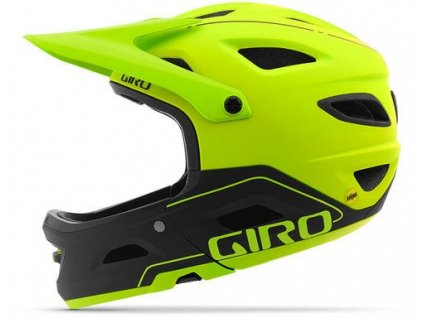 Giro Switchblade MIPS matte lime/black