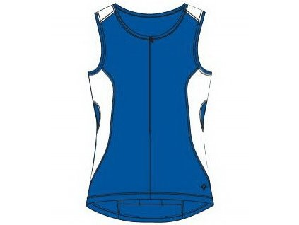 Dres Specialized Cosa WMN blue/white