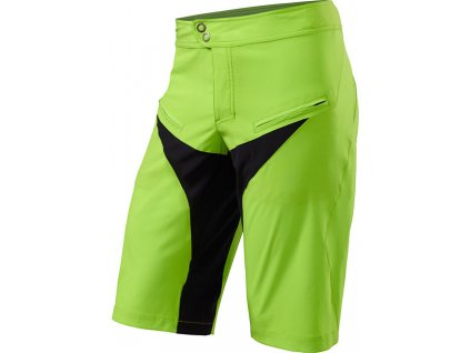 Kalhoty Specialized Atlas Xc Comp Shorts monster green 2017