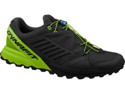 Běžecké boty Dynafit Alpine Pro black/dna green 2019 rozbaleno