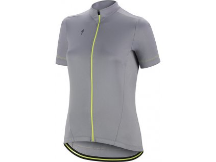 Dres Specialized RBX Sport Jersey SS WMN grey 2017