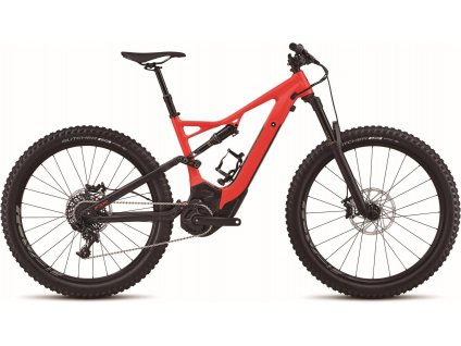 Specialized Turbo Levo FSR Comp 6fattie rocket red/black M 2018 TEST