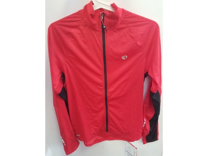 Bunda PEARL iZUMi W P.R.O. AERO Jacket true red/black M