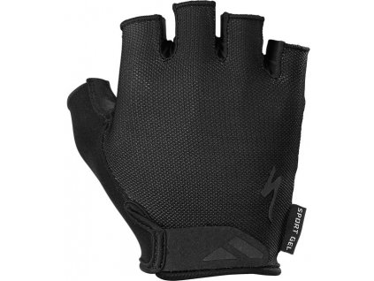 67019 160 GLV BG SPORT GEL GLOVE SF BLK M HERO
