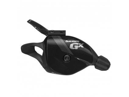 Řadící páčka SRAM GX 11rychlostní, samostatná objímka, černá