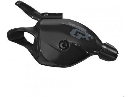 Řadící páčka SRAM GX-E 11rychlostní, zadní se samostatnou objímkou, černá