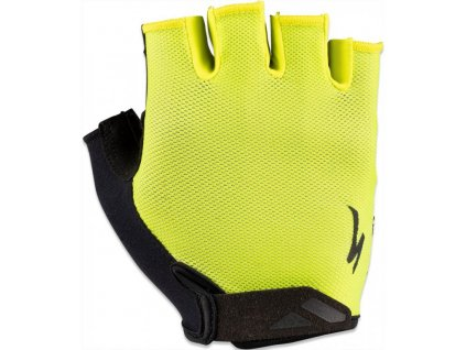 285161 specialized men s body geometry sport gel gloves hyper green velikost s