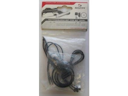 Náhradní kabeláž Sigma TCD Cadence Sensor Kit For BC 1606L