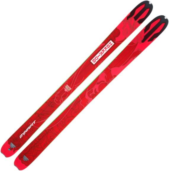 Lyže Dynafit Hokkaido 16/17 Barva: červená, Délka: 182 cm