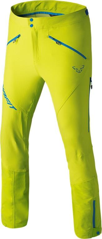 Kalhoty Dynafit TLT 2 DST lime punch 17/18 Barva: žlutozelená, Velikost: XL