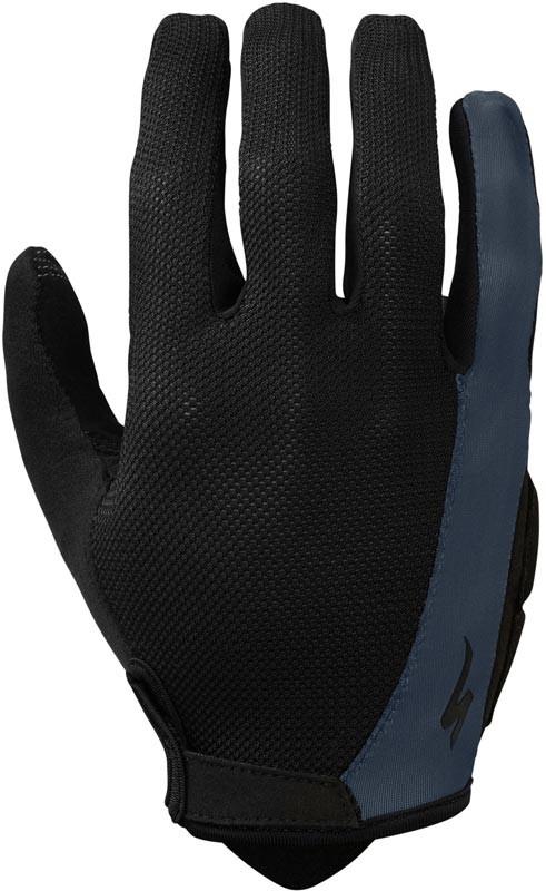 Rukavice Specialized BG Sport Long black/grey 2018 Barva: černá / šedá, Velikost: L