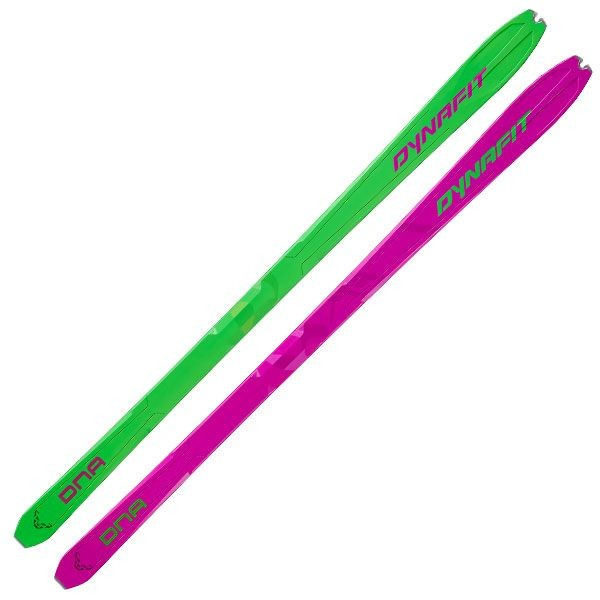 Lyže Dynafit DNA 150 Barva: purpurová / zelená, Délka: 150 cm