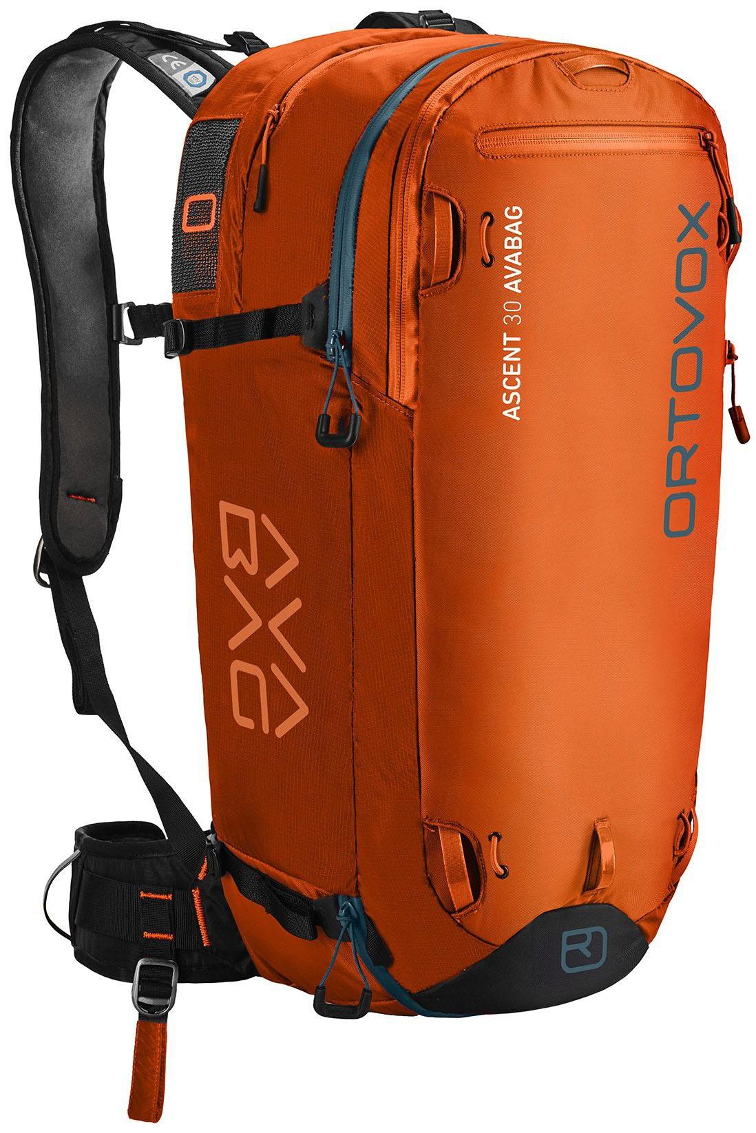 72349e930f Ortovox Ascent 30 Avabag Kit crazy orange 18 19 Barva  oranžová
