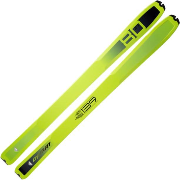 Lyže Dynafit SL 80 18/19 Barva: žlutá, Délka: 129 cm
