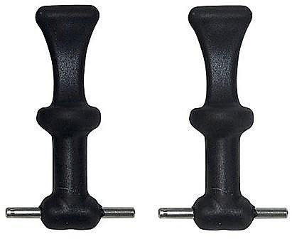 Kohla Rubber I-Fix Tip Set Barva: černá