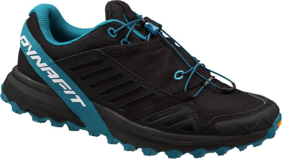 Běžecké boty Dynafit Alpine Pro W black out/malta 2019 Barva: černá / modrá, Velikost EU: 38