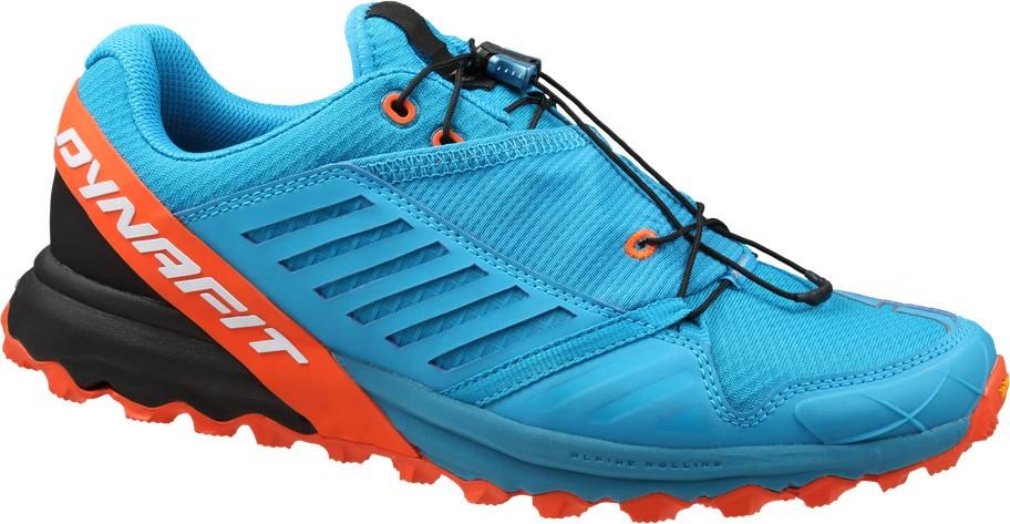 Běžecké boty Dynafit Alpine Pro methyl blue/orange 2019 Barva: modrá / oranžová, Velikost EU: 43