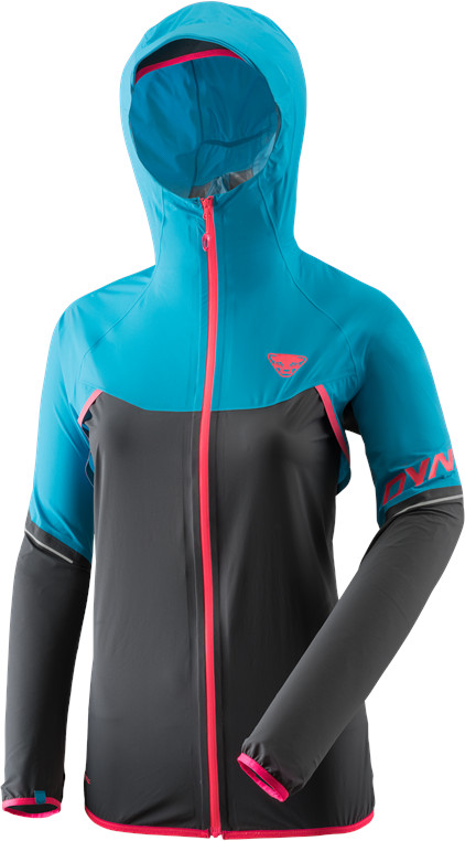 Bunda Dynafit Alpine Waterproof 2.5L W methyl blue 2019 Barva: modrá, Velikost: M