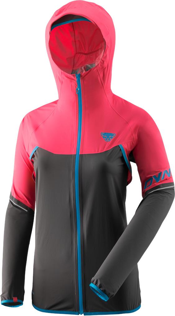 Bunda Dynafit Alpine Waterproof 2.5L W fluo pink 2019 Barva: růžová, Velikost: S