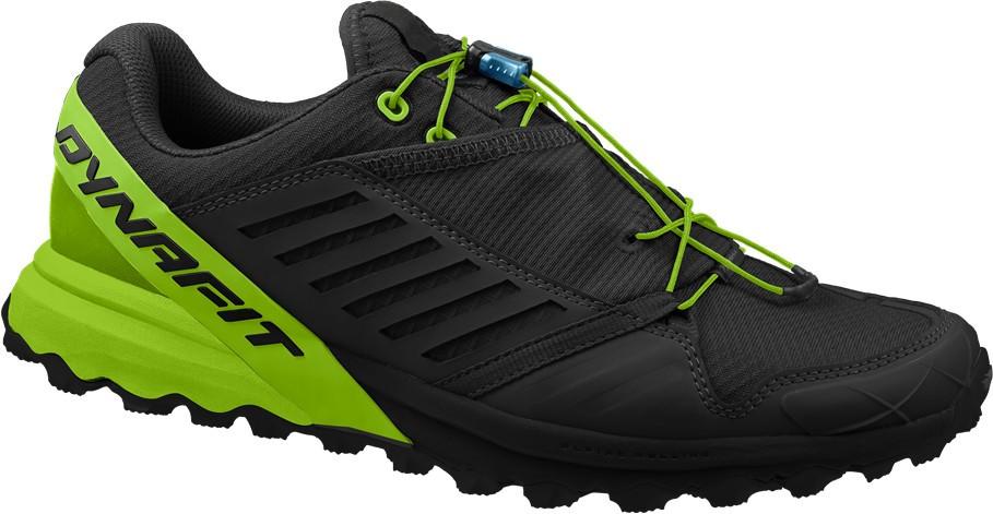 Běžecké boty Dynafit Alpine Pro black/dna green 2019 rozbaleno Barva: černá / zelená, Velikost EU: 42