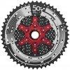 Kazeta SunRace CSMX80EA5 black/red 11s