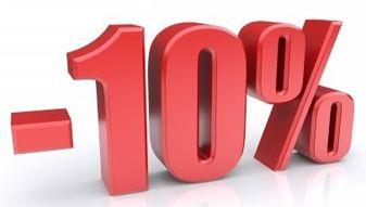 Zlava 10%