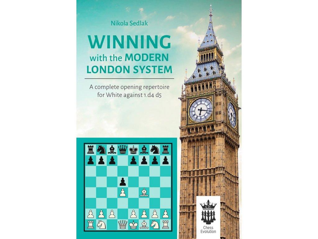 Winning with the Modern London System Nikola Sedlak Modern London System cover