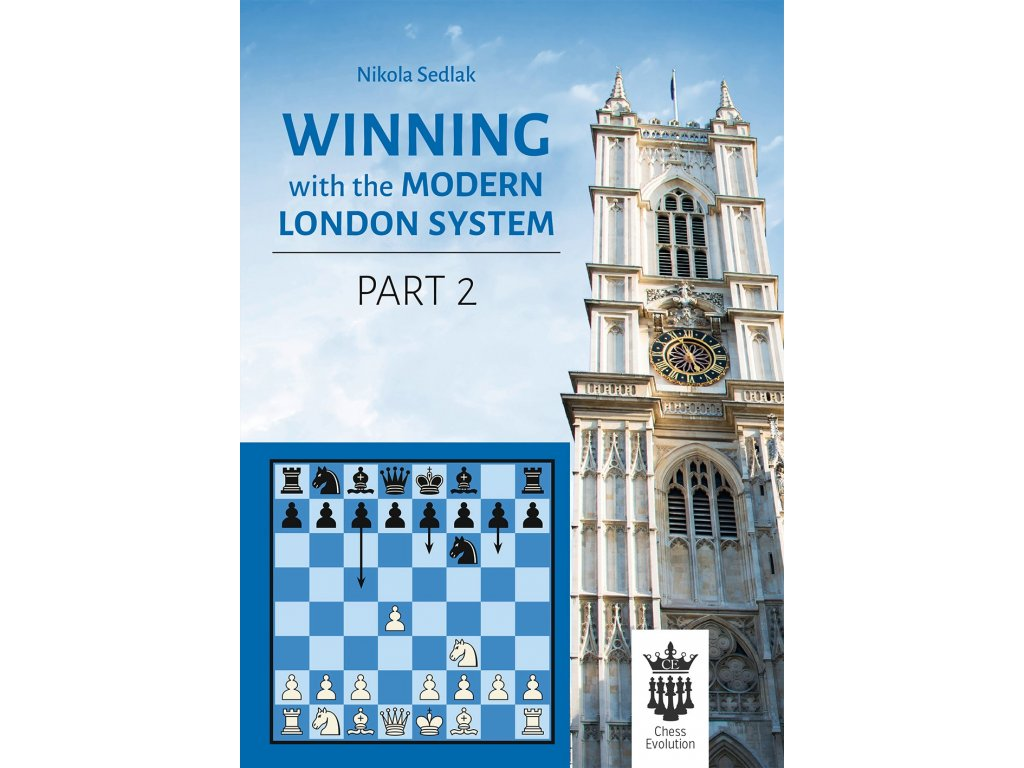 Winning with the Modern London System Sedlak MLS Part 2 cover