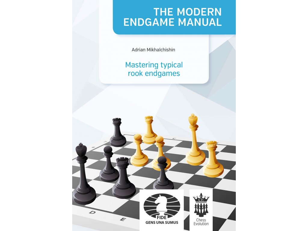 Mastering typical Rook endgames front cover