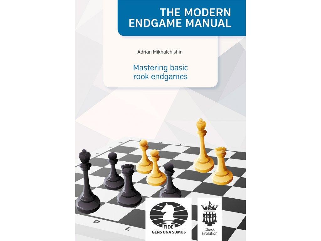 Mastering basic rook Endgames 6 front cover
