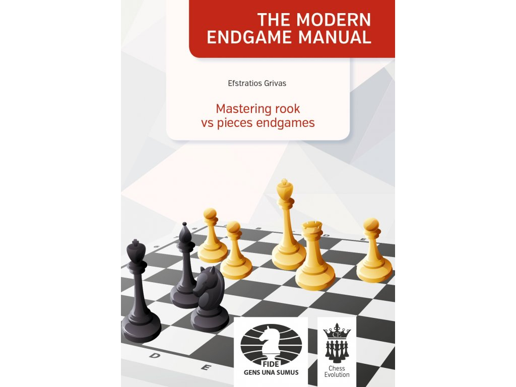 Mastering rook vs pieces Endgames 5 cover front