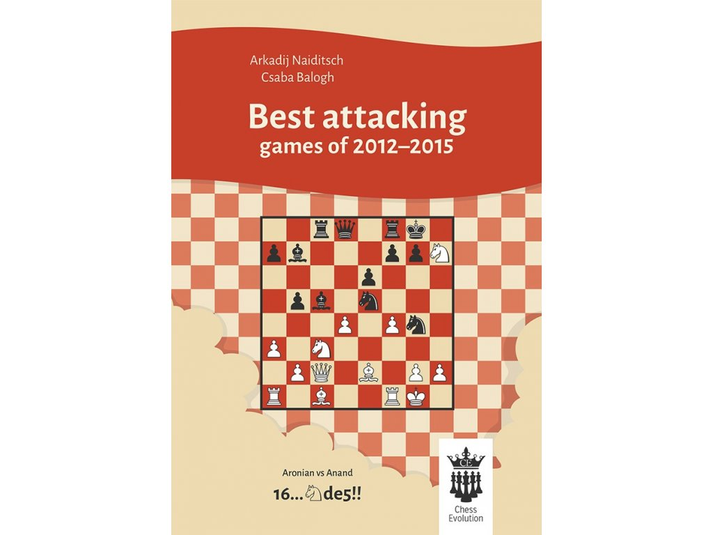 Best attacking games cover front