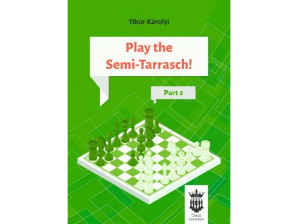 Play the Semi Tarrasch 2 cover front