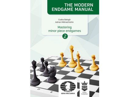 Mastering minor piece endgames 2 cover front