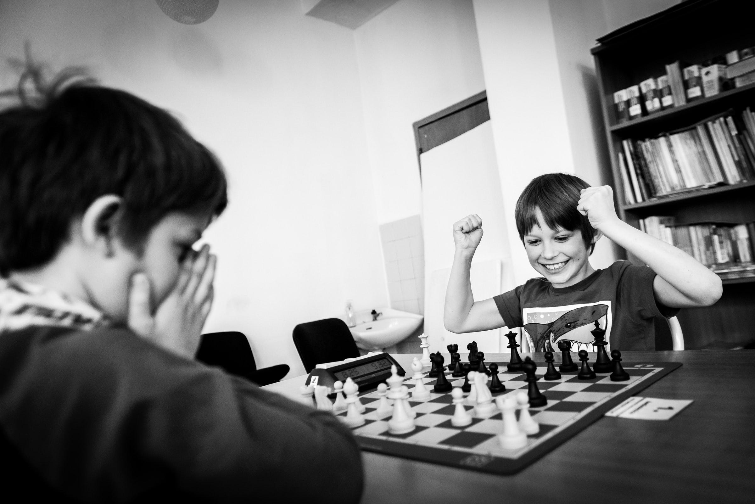 Šachový tréning