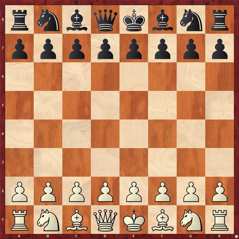 Ako sa hrá šach I.
