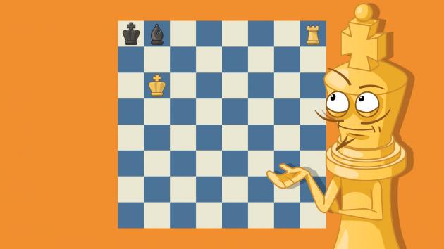Pozor na paty aneb každý šachista se musí umět zapatovat!