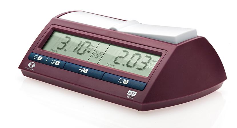 Digitálne hodiny DGT 2010