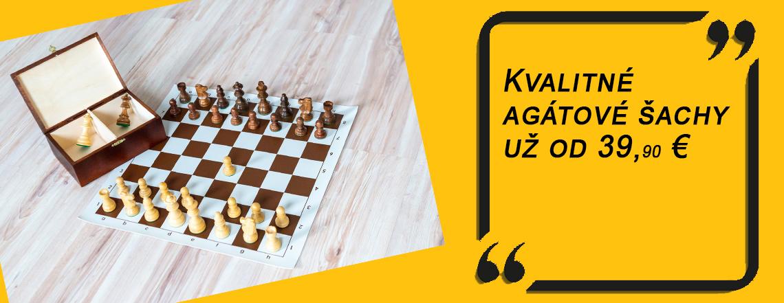 Agátové šachy