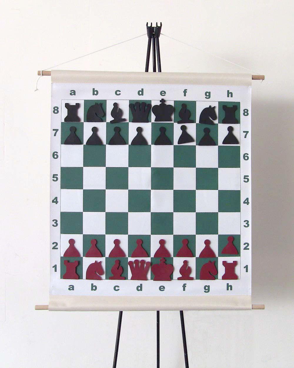 Demonštračné šachovnice